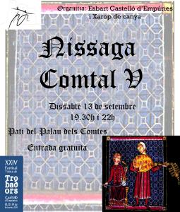 Nissaga Comtal V